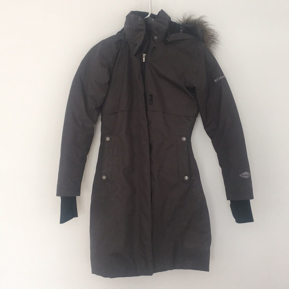 a98d98bb7 womens columbia apres arson long down jacket